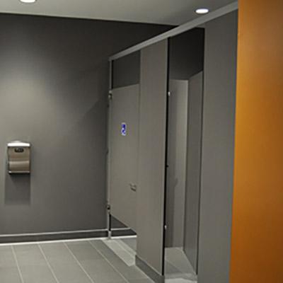Phenolic-toilet-partitions